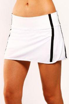 LOVE this tennis skirt!