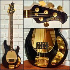 Musicman Sting Ray 4-String Bass