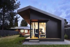 Journey House is a project and extension and renovation completed by Nic Owen Architects in Melbourne's Bayside suburb of Hampton.