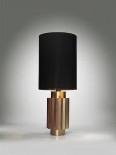 Shadow Table Lamp | #LeeBroom