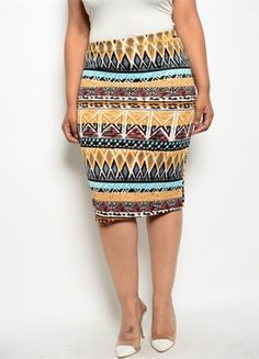 2960e765c87 8 Delightful Sexy Plus size Skirts images