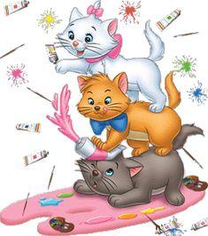 Disney - The Aristocats Disney Junior, Disney Jr, Walt Disney, Disney Love, Disney Magic, Disney Wiki, Disney Cartoon Movies, Disney Cartoons, Cartoon Characters