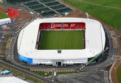 Doncaster Rovers FC a brewery across the road and an away win British Football, English Football League, First Football, Football Match, European Football, Football Soccer, Yorkshire Towns, South Yorkshire, Sports Stadium