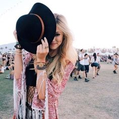 Music Festival Outfit Ideals #Fashion #Musely #Tip