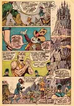 Paul Gulacy & Doug Moench, Master of Kung Fu #34