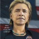 """Barack Obama Funy Pictures """"why choose if you can combine? """" #BarackObama"""