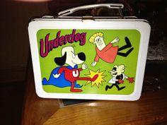 Underdog Lunch Box