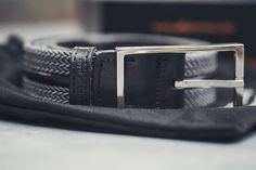 Royal Albartross Mens Accessories | The Dean Leather Belt