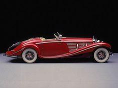 Mercedes-Benz 500K Spezial Roadster, 1935
