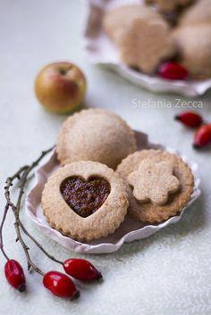 Biscotti con mela – Le ricette di Pepi. Il blog di Stefania Zecca