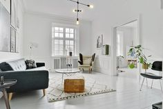 A place to share ideas, inspiration, and information related to Scandinavian interior design. Moroccan Carpet, Decoration Chic, Interior Styling, Interior Design, Textured Carpet, White Houses, Scandinavian Interior, Scandinavian Living, Living Room Bedroom