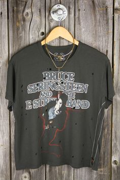 TRUNK LTD Bruce Springsteen & The E-Street Band Tee