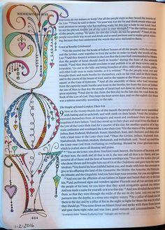 Janine Russell HKC Bible Journaling Logos365 Joy 2