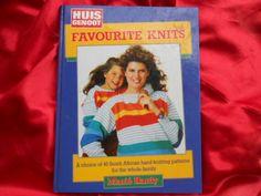 Hand Knitting, Magazines, African, Journals