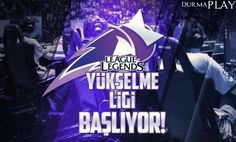 http://www.durmaplay.com/News/lol-yukselme-ligi-karsilasmalari-basliyor   League of Legends oyuncularının büyük bir heyecanla yakından takip ettikleri League of Legends Yükselme Ligi 1  Hafta karşılaşmaları kısa bir süre önce netlik kazanmış bulunuyor