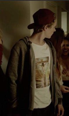 WHAT IS THE STORY BEHIND THAT SHIRT. ESKILD, ISAK & EVEN HAVE WORN IT.