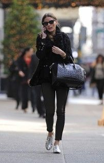 Madison Avenue in New York on December 3, 2012
