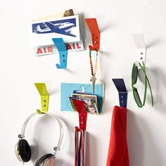 Awesome Wall Mounted Funky Coat Hooks Climbing Men Different