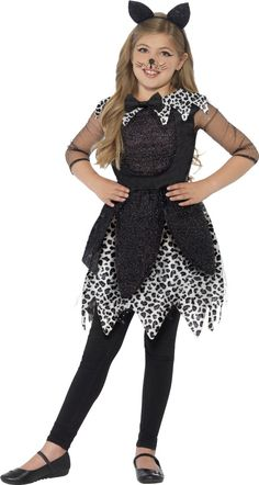 Verkleed je als een katachtige op jouw volgend verkleedfeest met dit goedkope kostuum! - Vegaoo.nl!