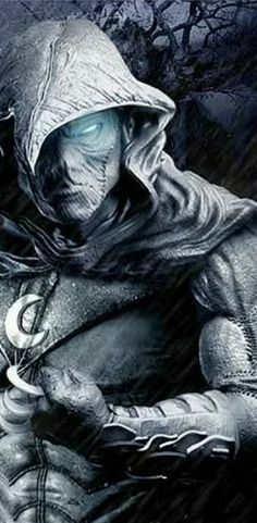There should be a Netflix series of Moon Knight or a movie of him. He never really has been on TV