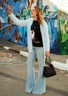 Jeans: uma peça da moda, três jeitos de usar