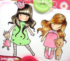 Image detail for -stamps gorjuss girls sugar nellie cc design sentiment
