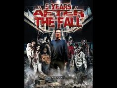 5 Years After The Fall movie trailer review (horror, zombies, 2016)