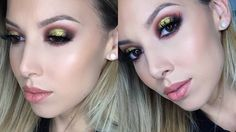 NYE Halo Eye Makeup | LustreLux