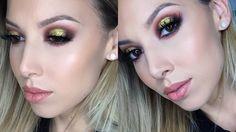 NYE Halo Eye Makeup | LustreLux