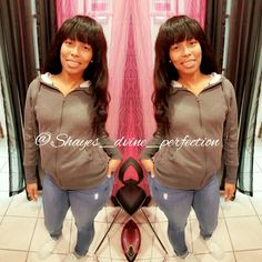 """Full Sew In   IG: Shayes_dvine_perfection FB: Shayes D'vine Perfection Www.styleseat.com/shalandawilliams2 """"Come Get Shayed & Slayed"""""""
