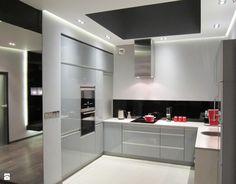 Kuchnia - Styl Minimalistyczny - deSIGNum studio kreacji
