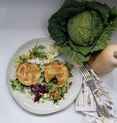 Omelette, Menu, Cabbage, Vegetables, Food, Seasonal Recipe, Balsamic Vinegar, Parchment Paper Baking, Ground Meat