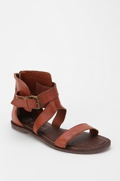 I wish I had $79.99 to spend on these pretty Jeffrey Campbell Crete Sandals!