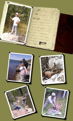 Beautiful handmade journals for everyone...