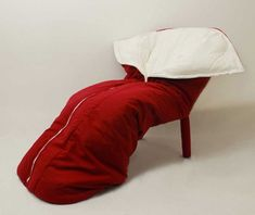 Ooo, that's one cozy and unique chair.