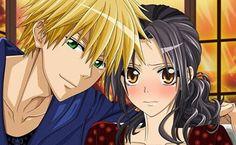 kaichou wa maid sama, one word sums up this anime....funny!