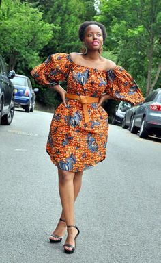Hello Fashionista, check out the latest premium ankara styles for the beautiful african ladies.look exceptionally beautiful and admiring with these selected beautiful ankara styles.scroll down and che Ankara Short Gown Styles, Latest Ankara Styles, Short Gowns, African Wear Dresses, African Attire, African Inspired Fashion, African Print Fashion, Ankara Fashion, Afro