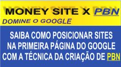 Money Site X PBN