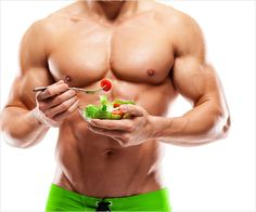 Muscle Building Diet food and exercies