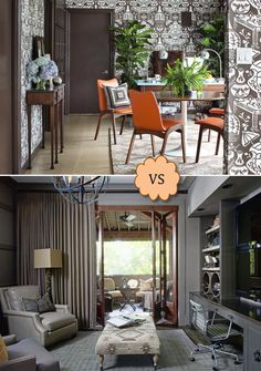 March Madness Round Two: Vote For Your Favorite Rooms