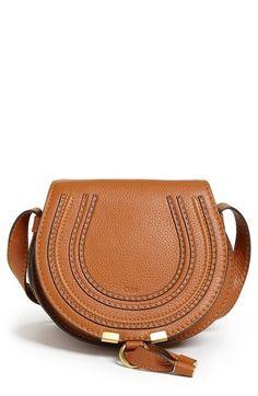 Chloé | Marcie Small Leather Crossbody Bag