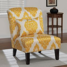 HomePop Ava Accent chair   Overstock.com Shopping - The Best Deals on Living Room Chairs