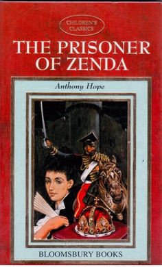 The Prisoner of Zenda by Anthony Hope - Paperback- S/Hand