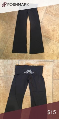 NWOT Flap Over Stretchy Pants Stretchy gray pants Zippered flap on the front Design on the back flap Never been worn!  BUNDLE AND SAVE 10% OFF OF 2 OR MORE ITEMS! Pants