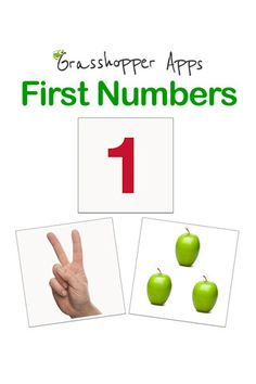 Good Free App of the Day: Kids Learning - My First Numbers Counting Game! Learning Games For Preschoolers, Preschool Learning, Teaching, Learning Numbers, Learning Tools, Flashcard App, Free Educational Apps, App Of The Day, Counting Games