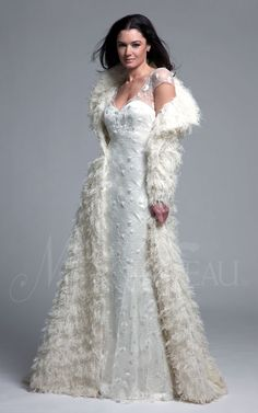 "Modern Trousseau ""Nadia"" coat...MUST HAVE"