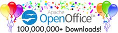 The Apache Foundation's excellent alternative to Microsoft Office