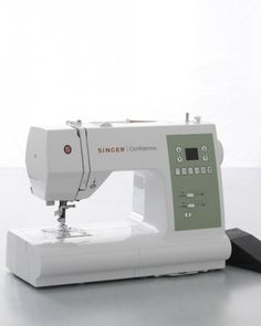 Models and makes of sewing machines may differ somewhat, but their fundamental features are remarkably similar; consult your machine's manual for specific instructions for care and cleaning.