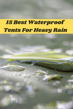 Winter Tent Camping, Solo Camping, Best Tents For Camping, Cool Tents, Backpacking Tent, Camping Tips, Cold Weather Tents, Best Hiking Gear, Camping Essentials List