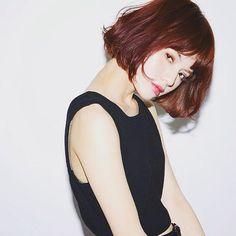 流行のバーガンディでつくる♡秋の色っぽメイク - Locari(ロカリ)